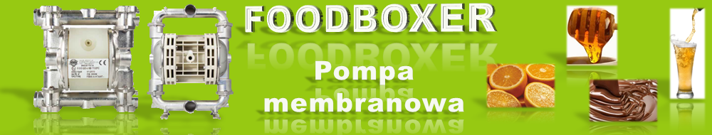 Luthmar, Foodboxer, Pompa membranowa, Debem
